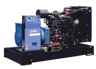 Дизельный генератор SDMO J77K с АВР