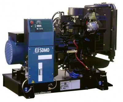 Дизельный генератор SDMO J22 с АВР