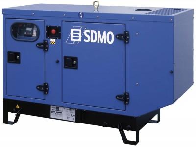Дизельный генератор SDMO K 6M-IV с АВР