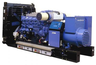 Дизельный генератор SDMO T1400 с АВР