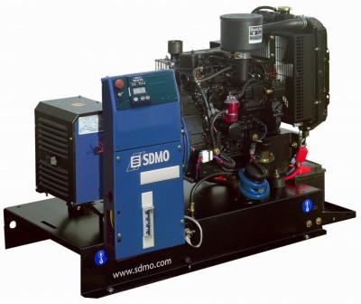 Дизельный генератор SDMO T 8K с АВР