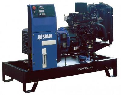 Дизельный генератор SDMO T 9HK