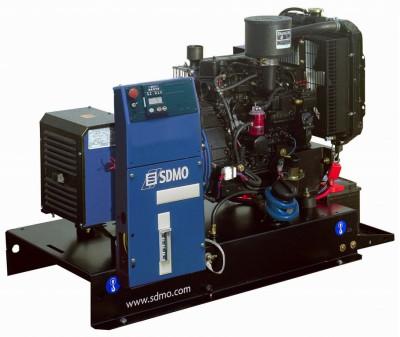 Дизельный генератор SDMO T 6KM с АВР