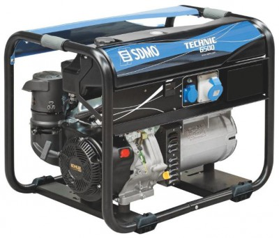 Бензиновый генератор SDMO TECHNIC 6500