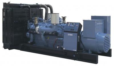 Дизельный генератор SDMO X1100C с АВР