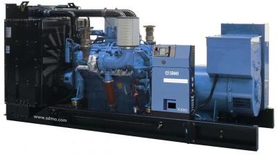 Дизельный генератор SDMO X880 с АВР