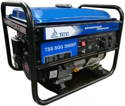 Бензиновый генератор ТСС SGG 3000 EF