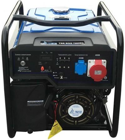 Бензиновый генератор ТСС SGG 7000 E3 (новая модель)