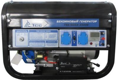 Бензиновый генератор ТСС SGGX 2500E