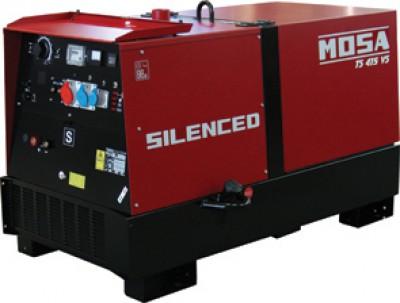 Дизельный генератор Mosa TS 415 VS/EL