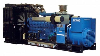 Дизельный генератор SDMO T2200