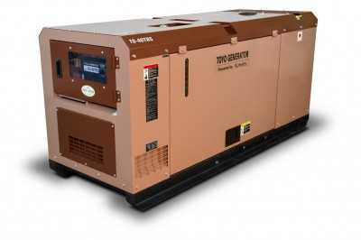 Дизельный генератор TOYO TG-40TBS