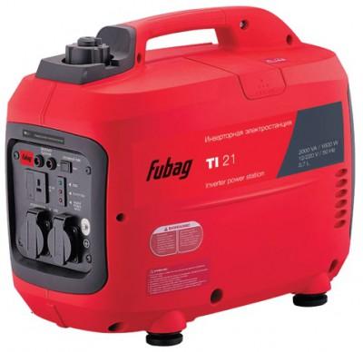 Бензиновый генератор Fubag TI 21