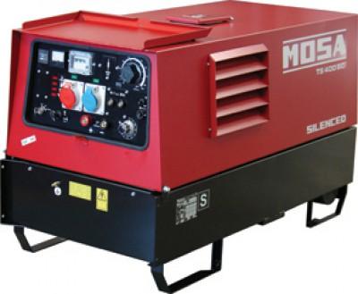 Дизельный генератор Mosa TS 400 SC EL