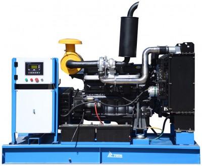 Дизельный генератор ТСС АД-100С-Т400-1РМ19 с АВР