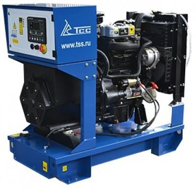 Дизельный генератор ТСС АД-10С-Т400-1РМ10 с АВР