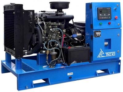 Дизельный генератор ТСС АД-12С-Т400-1РМ5 с АВР