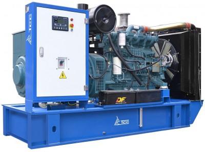 Дизельный генератор ТСС АД-200С-Т400-1РМ17 с АВР