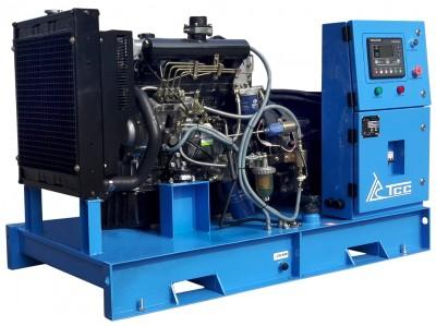 Дизельный генератор ТСС АД-20С-Т400-1РМ5 с АВР
