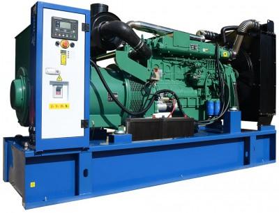 Дизельный генератор ТСС АД-250С-Т400-1РМ11 с АВР