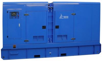 Дизельный генератор ТСС АД-280С-Т400-1РПМ5 с АВР