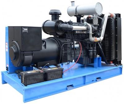 Дизельный генератор ТСС АД-280С-Т400-1РМ5 с АВР