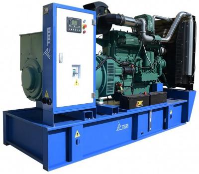 Дизельный генератор ТСС АД-300С-Т400-1РМ11 с АВР