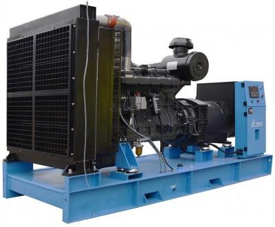Дизельный генератор ТСС АД-300С-Т400-1РМ5 с АВР