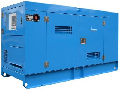 Дизельный генератор ТСС АД-30С-Т400-1РПМ10 с АВР