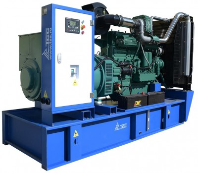 Дизельный генератор ТСС АД-320С-Т400-1РМ11 с АВР