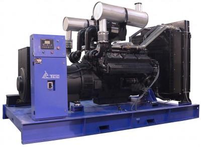 Дизельный генератор ТСС АД-400С-Т400-1РМ11