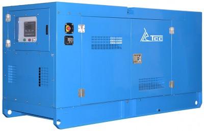 Дизельный генератор ТСС АД-40С-Т400-1РПМ19 с АВР