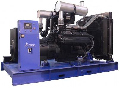 Дизельный генератор ТСС АД-450С-Т400-1РМ11 с АВР
