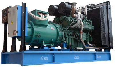 Дизельный генератор ТСС АД-550С-Т400-1РМ11 с АВР