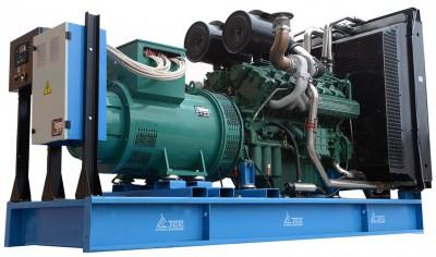 Дизельный генератор ТСС АД-580С-Т400-1РМ11 с АВР