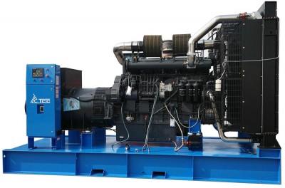 Дизельный генератор ТСС АД-700С-Т400-1РМ11 с АВР