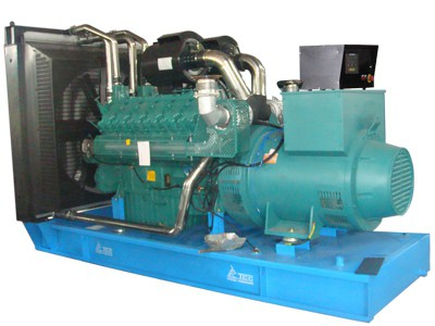Дизельный генератор ТСС АД-900С-Т400-1РМ11