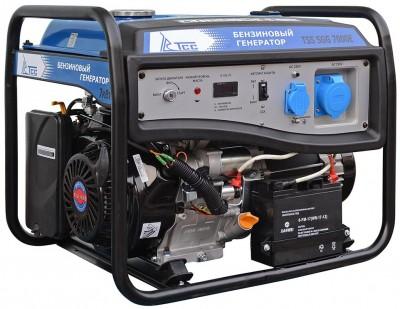 Бензиновый генератор ТСС SGG 7000 E (новая модель) с АВР