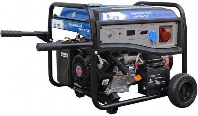 Бензиновый генератор ТСС SGG 7000EH3 с АВР