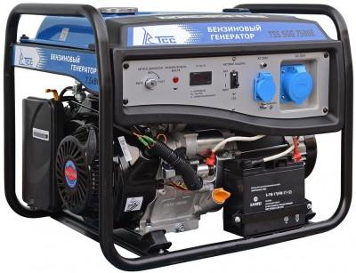 Бензиновый генератор ТСС SGG 7500E с АВР
