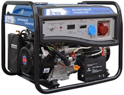 Бензиновый генератор ТСС SGG 7500E3 с АВР