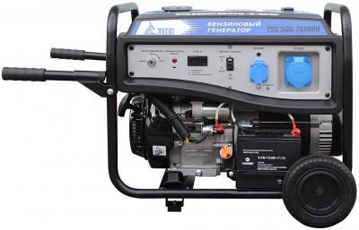 Бензиновый генератор ТСС SGG 7500EH с АВР
