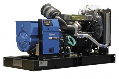 Дизельный генератор SDMO V440K