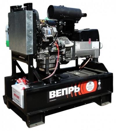 Дизельный генератор Вепрь АДА 8-230 РЛ