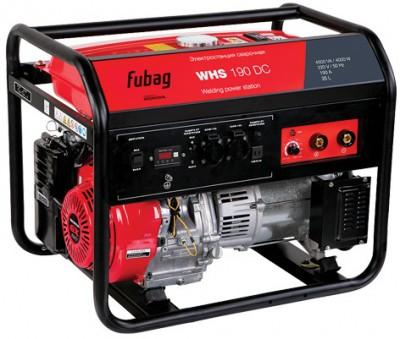 Сварочный генератор Fubag WHS 190 DC