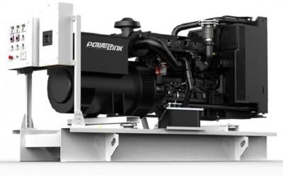 Дизельный генератор Power Link WPS180 с АВР