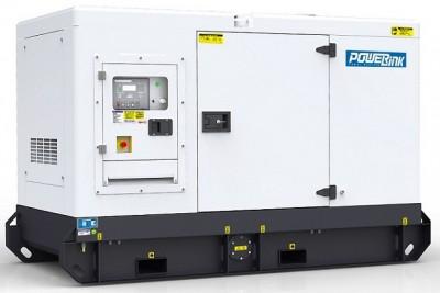 Дизельный генератор Power Link WPS250S с АВР