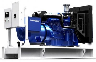 Дизельный генератор Power Link WPS450 с АВР
