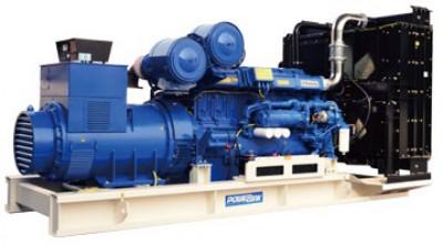Дизельный генератор Power Link WPS900 с АВР