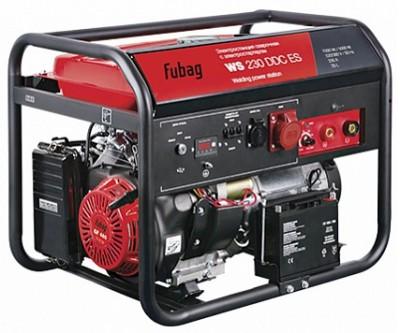 Сварочный генератор Fubag WS 230 DDC ES